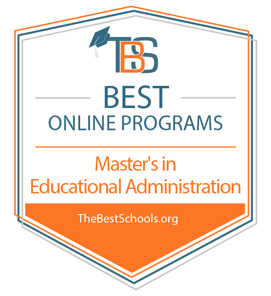 2018 Best Online Masters In Educational Administration