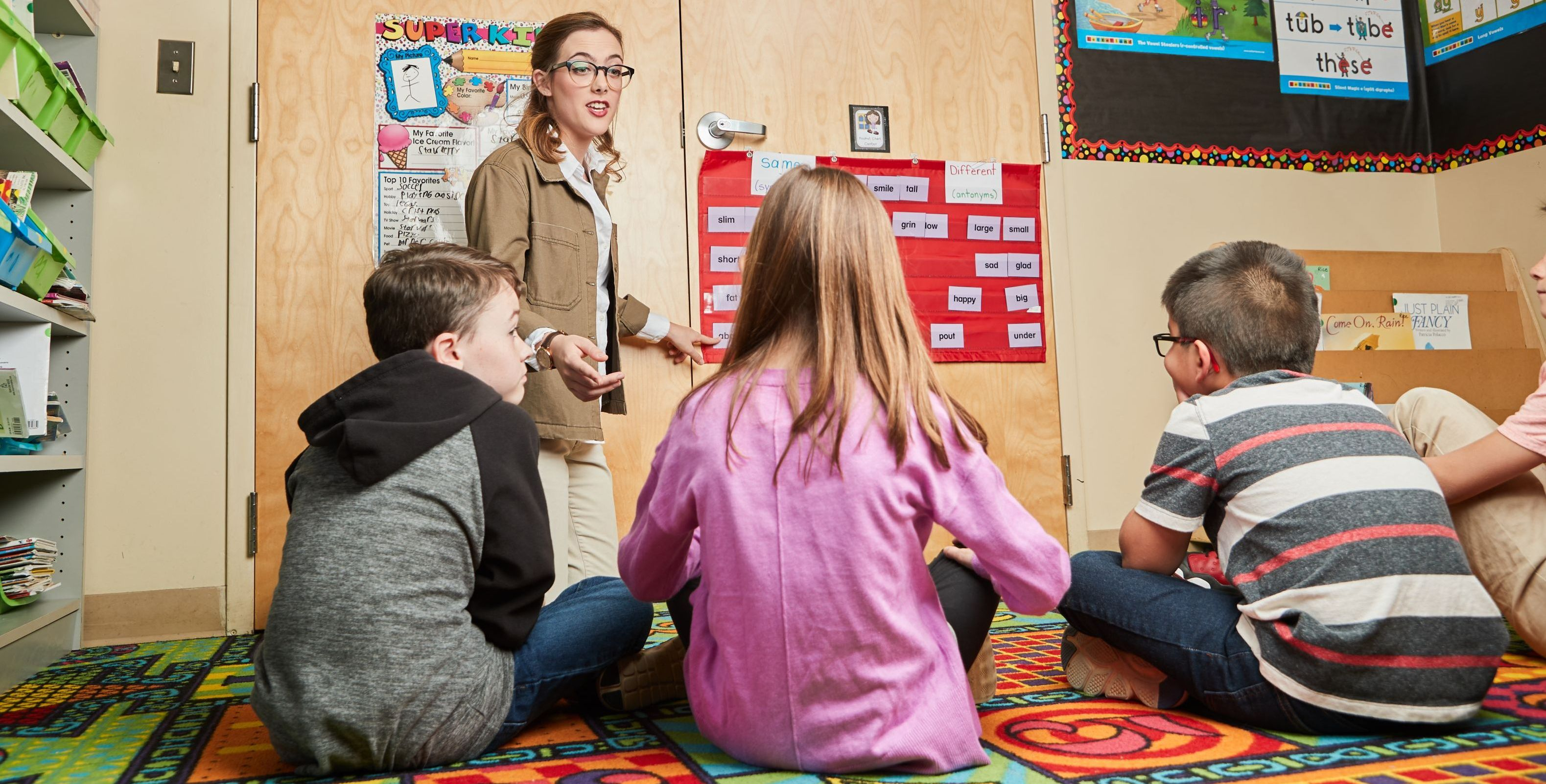 Bachelor Of Science In Special Education Online Interdisciplinary Studies