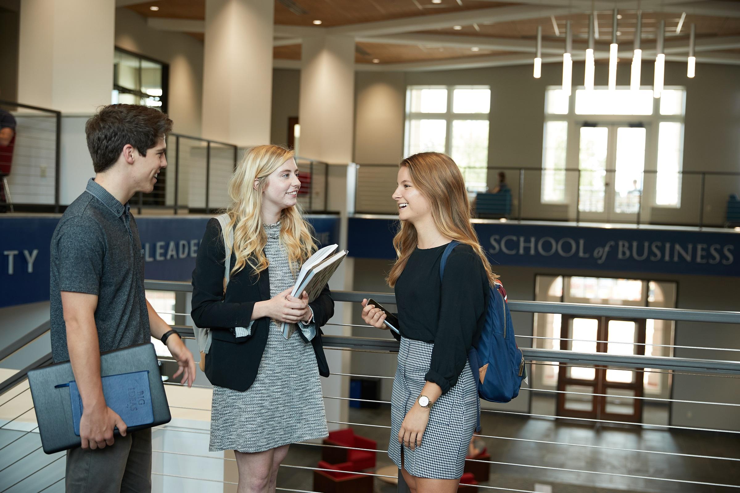 Liberty University Marketing Degree BSBA