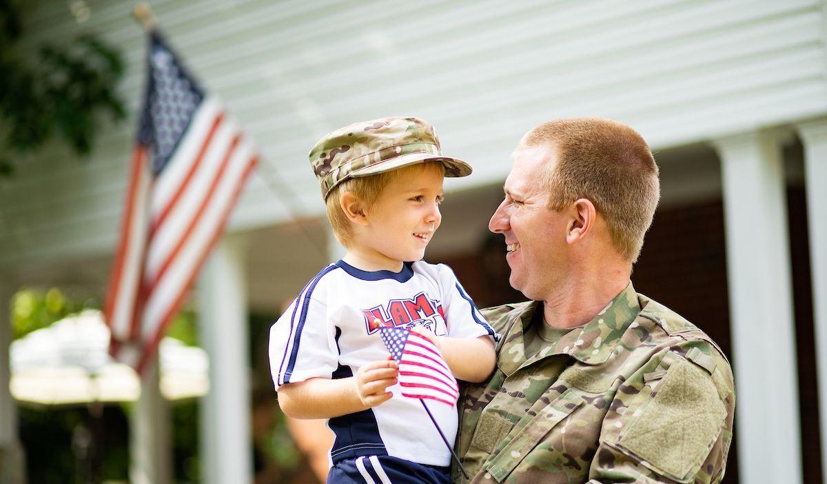 Liberty University Military Family