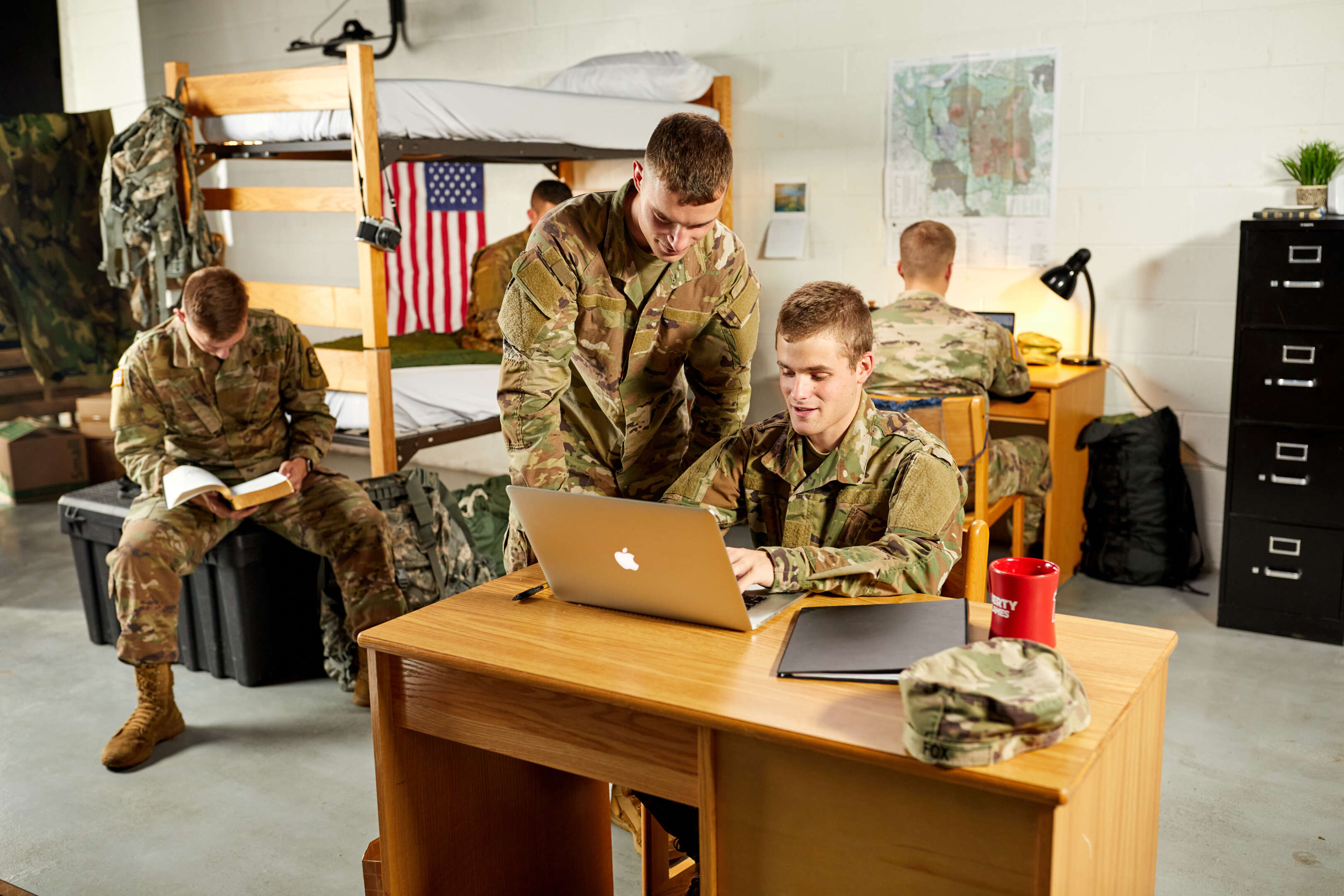 Master of Arts in Military Studies