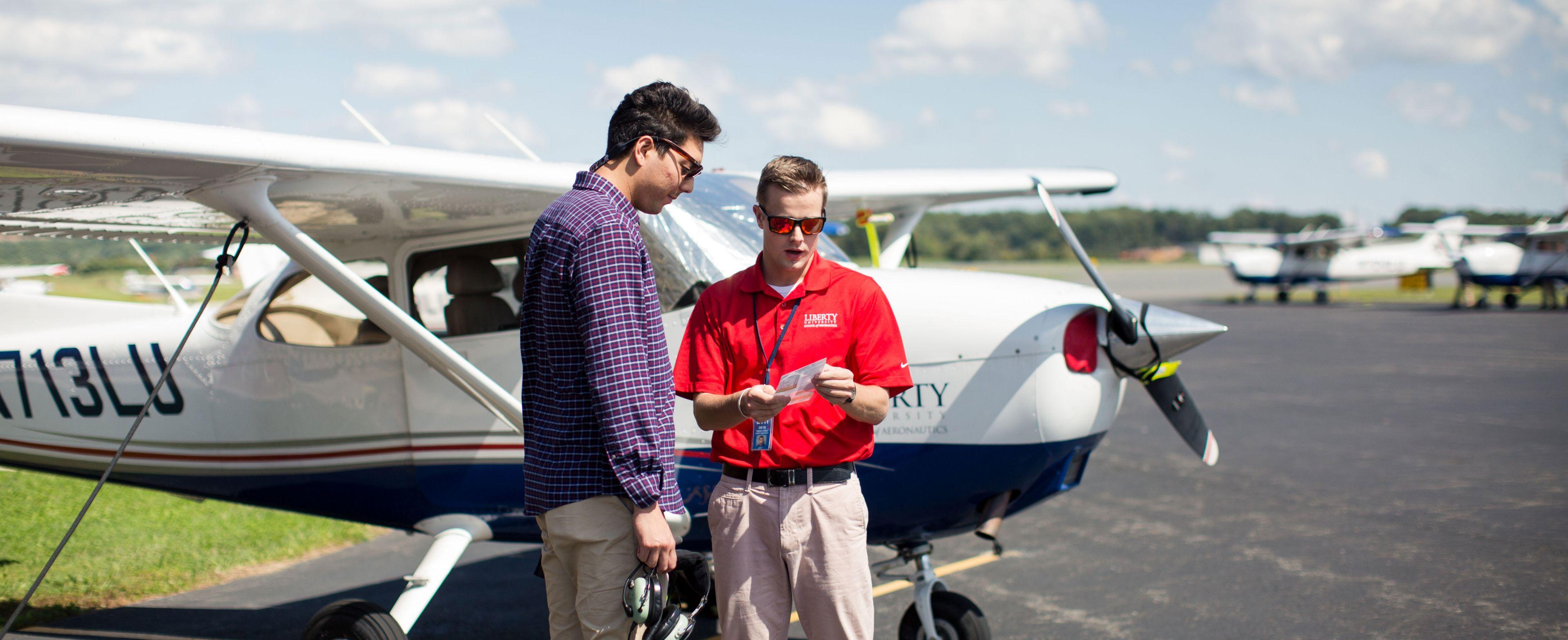 School Of Aeronautics Online Degree Program